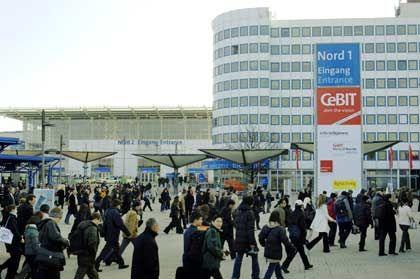 """Cebit 2007: Die Sonderschau """"Digital Living"""" soll Besucher anlocken"""