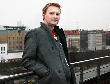 Jobs für Leipzig: Lukasz Gadowski, geboren in Polen, ist einer der größten privaten Arbeitgeber der Stadt