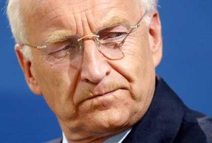 Schmale Worte zum Münchner Kirchgeld: Edmund Stoiber