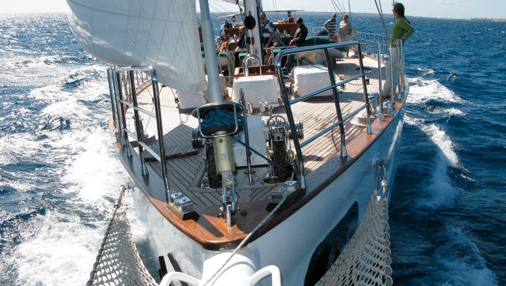 Segeln im Mittelmeer: An Bord der Kairós