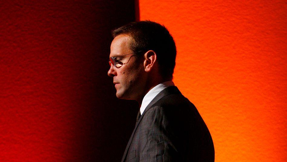 James Murdoch: Steigt vom Aufsichtsrat zum Aufsichtsratschef bei Sky Deutschland auf