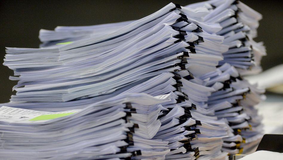 Papierwirtschaft: Da ist Deutschland führend
