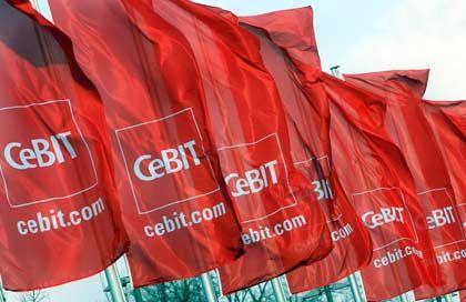 Neues Konzept: Die Cebit ist kürzer und übersichtlicher geworden