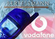 Individuelle Handys: Bertelsmann und Vodafone wollen gemeinsam Mobiltelefone für spezielle Zielgruppen anbieten