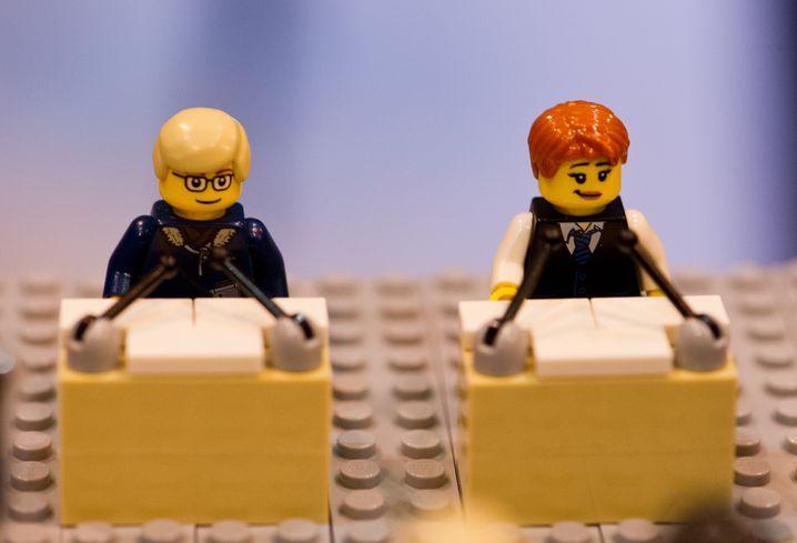 Standart der Verhandlungskonstellation: Sie will das eine, er das andere