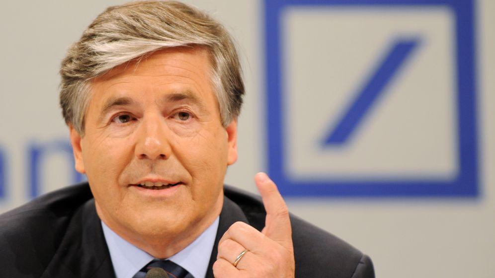 Quartett ohne Ass: Die aussichtsreichsten Anwärter auf den Chefposten der Deutschen Bank