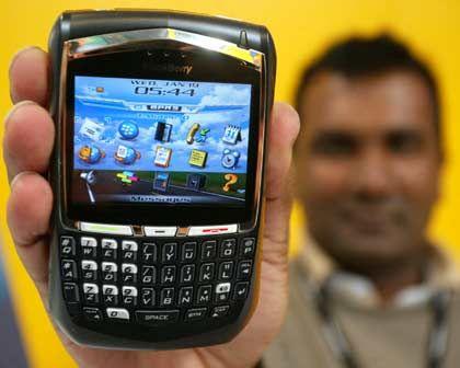 """""""Viele wechseln von Blackberry zu Microsoft."""""""
