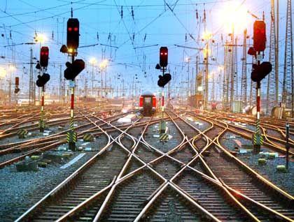 Ausmaß umstritten: Privatisierung der Deutschen Bahn