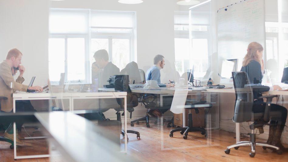 Office Design ist aus organisationswissenschaftlicher Sicht eher verheerend als modern