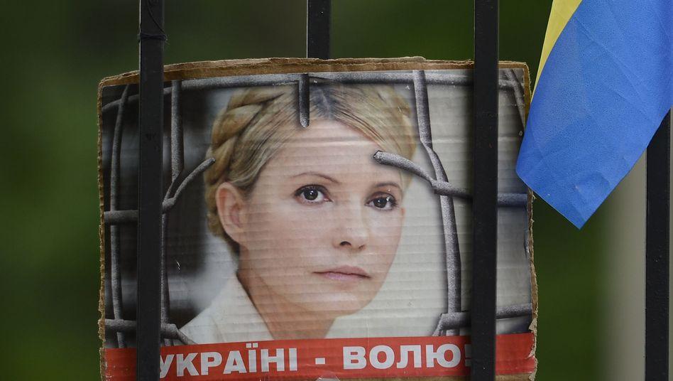 Julia Timoschenko: Die ehemalige Ministerpräsidentin soll mit Russland einen für die Ukraine nachteiligen Gasvertrag abgeschlossen haben