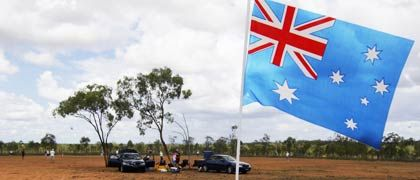 Gefährliches Terrain:Wer Australier lobt oder kritisiert, wird ernüchternde Reaktionen erleben