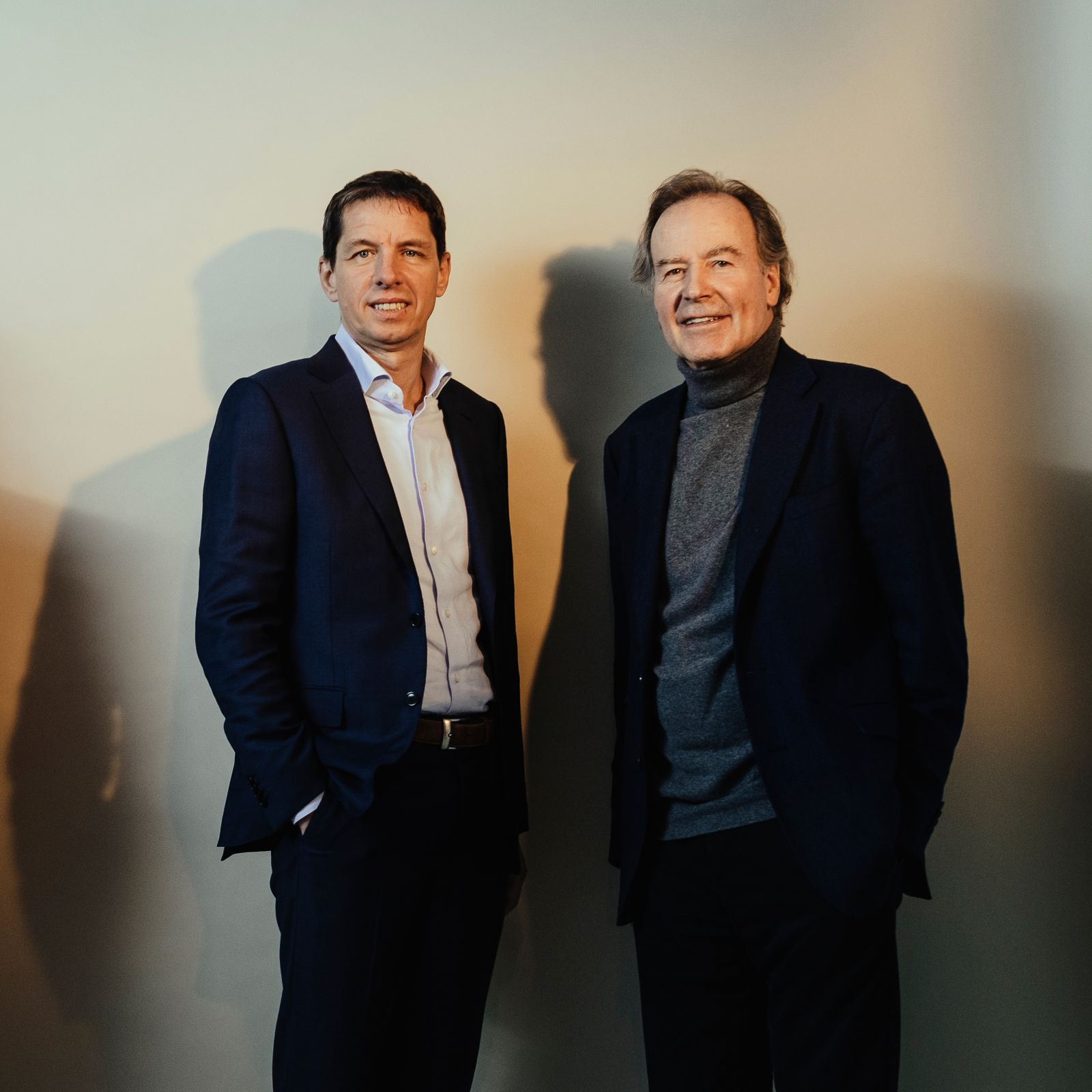 Helmut Jeggle und Michael Motschmann