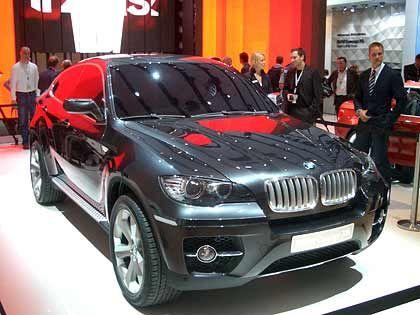 """BMW X6: """"Wir müssen sowohl im Ober- als auch im Unterhaus zulegen"""""""