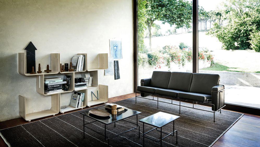 Wohnzimmer-Trends: Kleine Sofas erleben Comeback