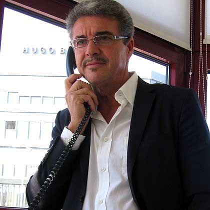 Antonio Simina ist seit 25 Jahren Betriebsratschef bei Hugo Boss. Zudem fungiert er als stellvertretender Aufsichtsratschefvorsitzender.