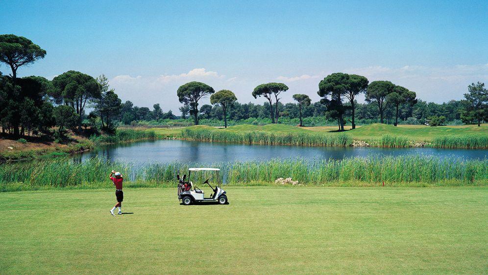 Belek in der Türkei: Urlaubsparadies für Golfer