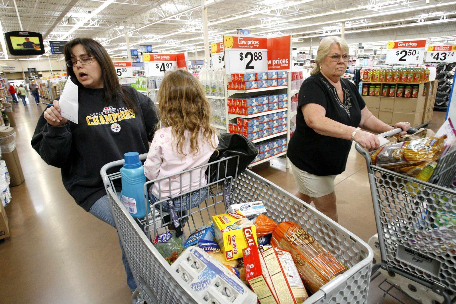 Supermarkt/USA