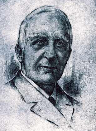 Clemens Brenninkmeijer gründete C&A zusammen mit August vor 166 Jahren
