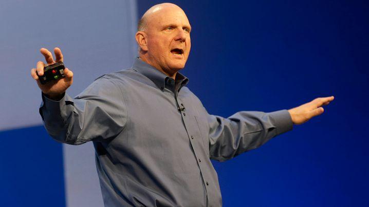 Microsoft: Endspiel um die Ballmer-Nachfolge