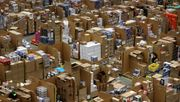 Amazon startet Weihnachtsgeschäft im Oktober
