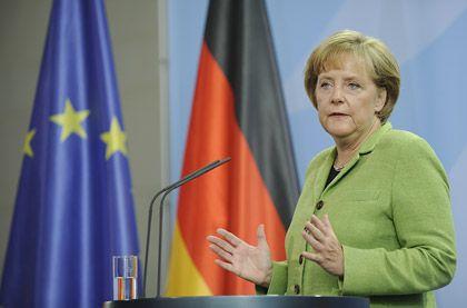 Deutsche Arbeitsplätze zuerst: Bundeskanzlerin Merkel erklärt den Verkauf an Magna