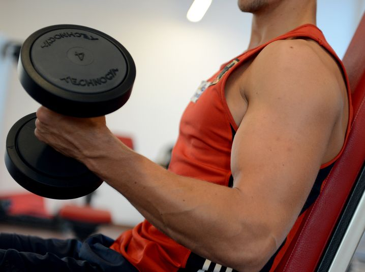 Nicht übertreiben: Drei Mal die Woche Training reichen