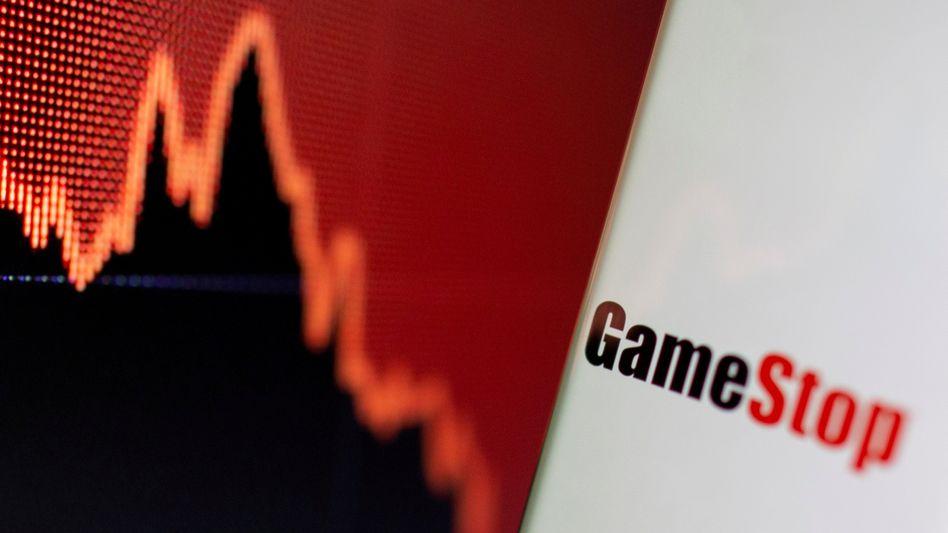 Mitnaschen am großen Aktien-Hype: Die Bafin ermittelt intern, ob Mitarbeiter der Finanzaufsicht mit Aktien des US-Videospielhändlers Gamestop gezockt haben