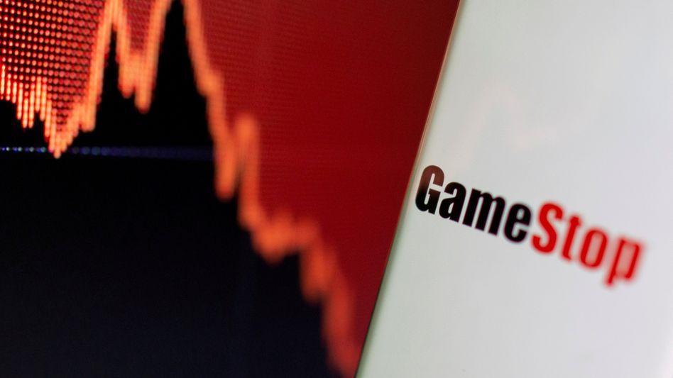 Gamestopp: Der Hedgefonds White Square Capital wettete auf einen Kursrückgang - und muss nach der Kursexplosion der Aktie nun schließen