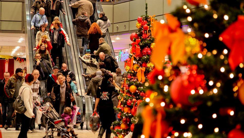 Einkaufsbummel: Es geht um Düfte, Rechtskurven und um Aromen