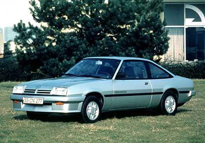 Kinoheld: Opel Manta im 80er-Look