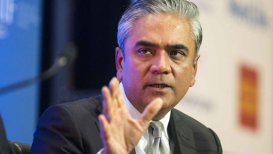 Deutsche-Bank-Chef Jain: Aufatmen im Zinsskandal