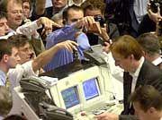 Parketthandel: Im zweiten Halbjahr 2005 soll T-Online von der Börse verschwinden