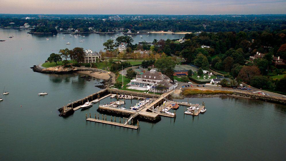 Nobelkommune: Greenwich in Neuengland