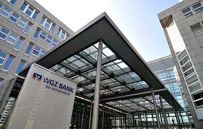 Zentrale der WGZ Bank: