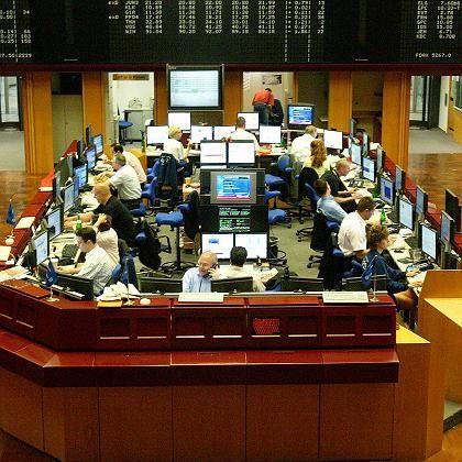 Börse Frankfurt am Main: Kurskorrektur nach kräftiger Aufwärtsphase
