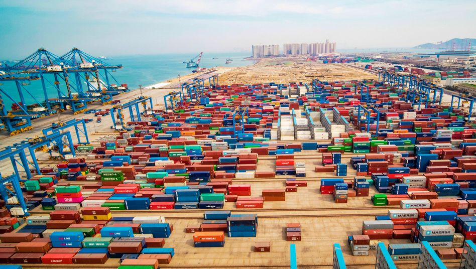 Containerhafen in China: Die Schwellenländer bieten für Anleger eine gute Option zur Beimischung.