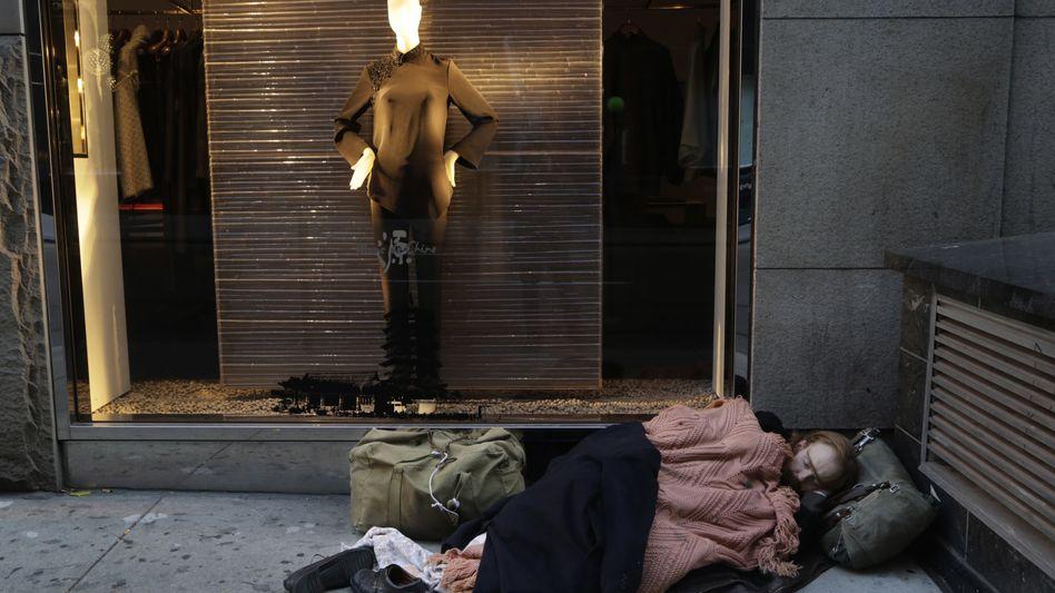 Arm trifft reich: Vom vermeintlich neutralen Markt profitieren hauptsächlich die Wohlhabenden
