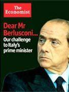 """O Silvio mio: Die aktuelle Ausgabe des """"Economist"""", die an diesem Freitag erscheint"""