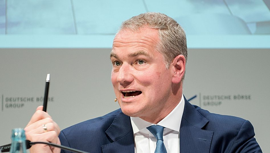 """""""Die Uhr tickt in Europa nicht nur für die LSE, sondern auch für uns"""": Carsten Kengeter, Chef der Deutschen Börse"""