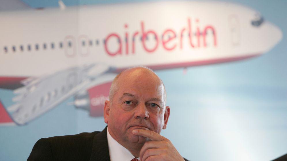 Joachim Hunold: Er hat Air Berlin groß gemacht