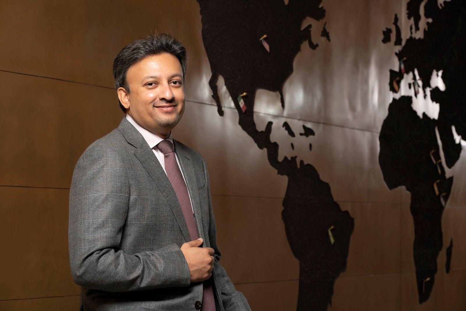 Dr. Sharvil Patel, Managing Director, Zydus Group