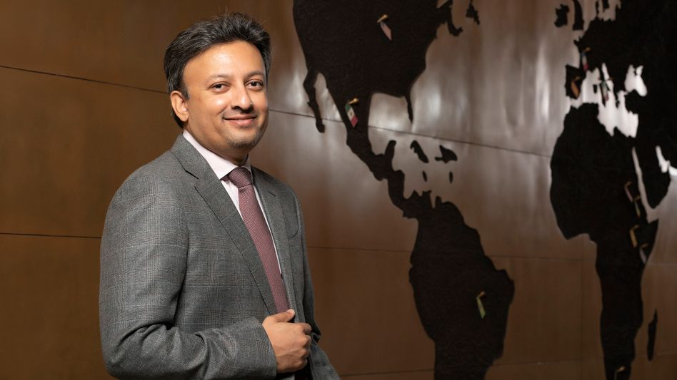 Globale Ambition: Zydus-Chef Sharvil Patel
