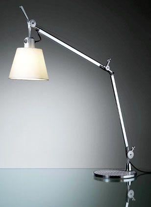 Designklassiker: Tischlampe Tolomeo von Artemide