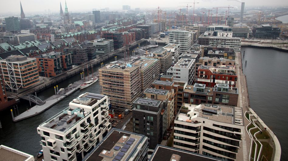 Hafencity Hamburg: Nicht überall wird so viel gebaut wie in der Hansestadt