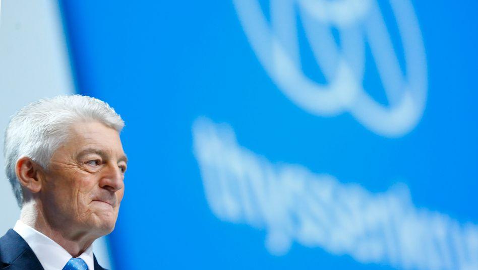 """ThyssenKrupp Chef Heinrich Hiesinger verspricht höhere Dividende: """"Werden unsere Zielsetzungen anpassen"""""""