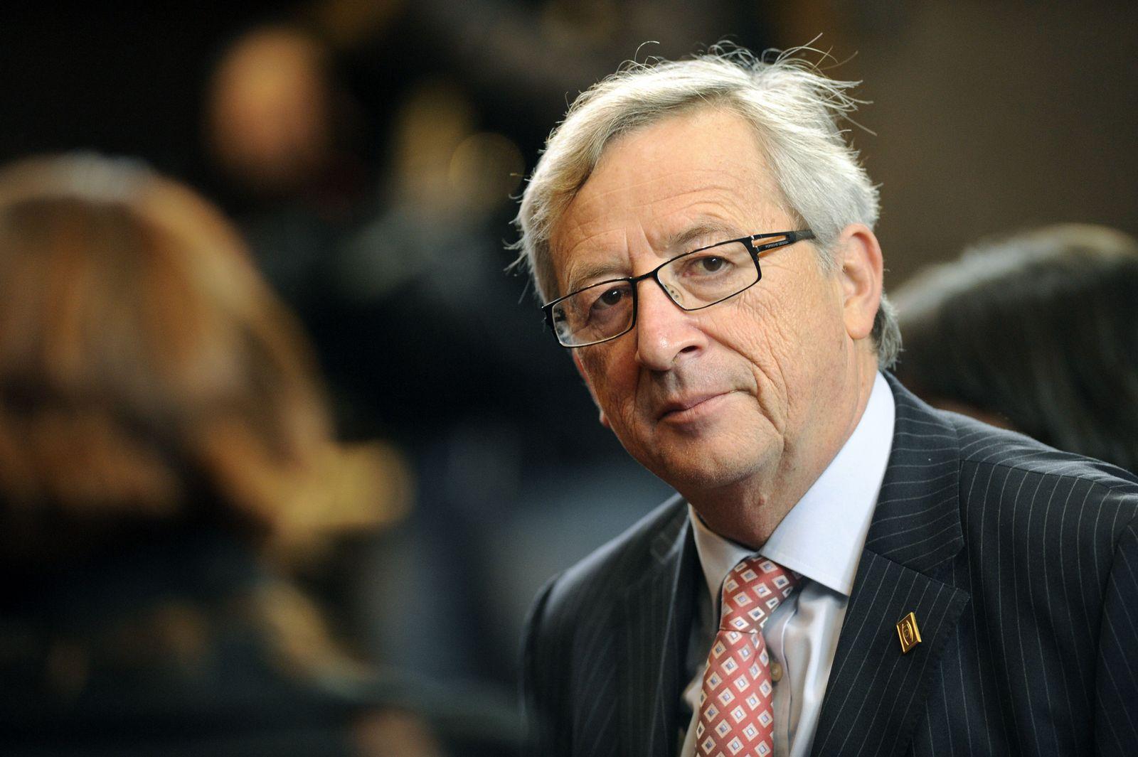 XXL Jean-Claude Juncker