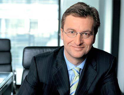 Führt derzeit kommissarisch das Finanzressort: MLP-Chef Schroeder-Wildberg