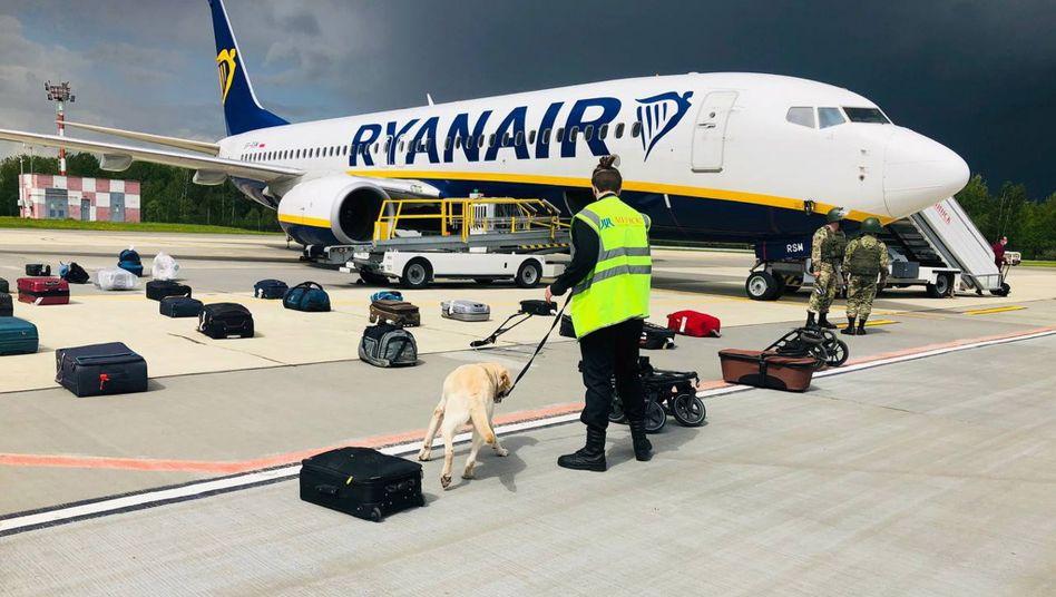 Entführte Ryanair-Maschine in Minsk: Weißrusslands Diktator Lukaschenko fordert die EU heraus - mit dem Segen Putins