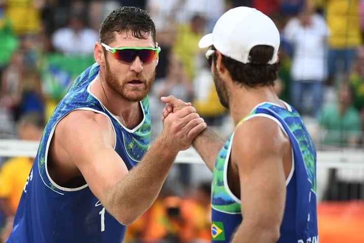 Verbindlichkeit und Vertrauen: Nicht nur im Sport muss man sich aufeinander verlassen können.