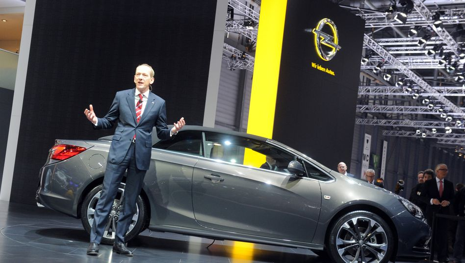 """Opel-Chef Neumann: """"Es wird auf dem Weg sicher auch noch Tiefen geben"""""""